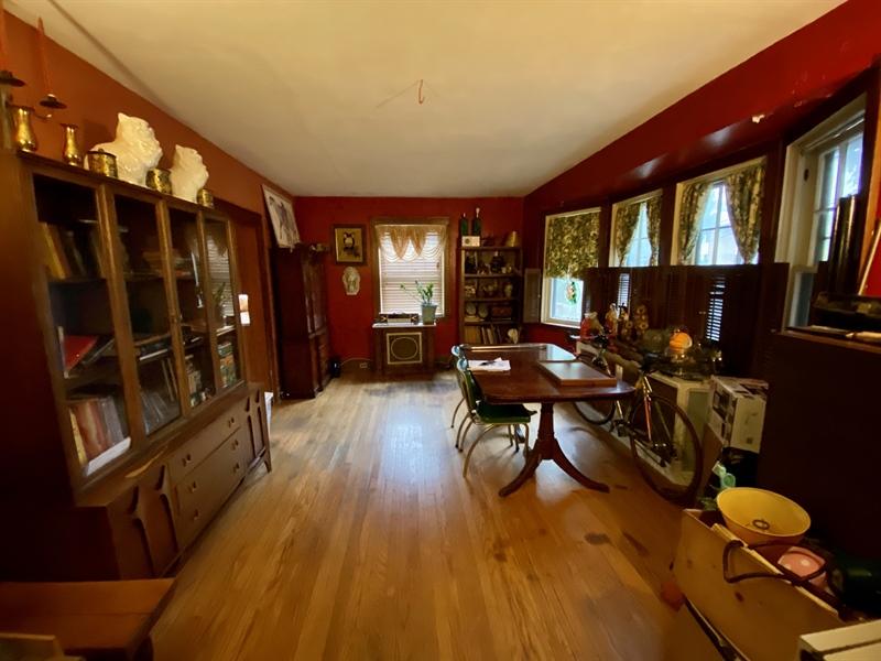 Real Estate Photography - 2327 Pennsylvania Ave, Wilmington, DE, 19806 - Dining Room
