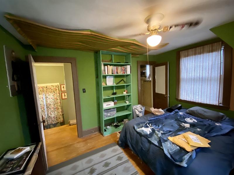 Real Estate Photography - 2327 Pennsylvania Ave, Wilmington, DE, 19806 - Bedroom #3