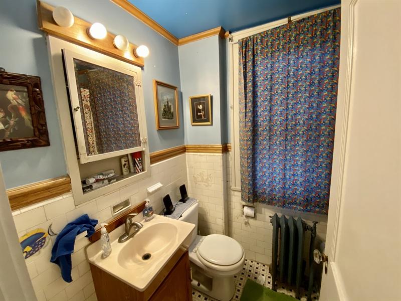 Real Estate Photography - 2327 Pennsylvania Ave, Wilmington, DE, 19806 - Full Bath