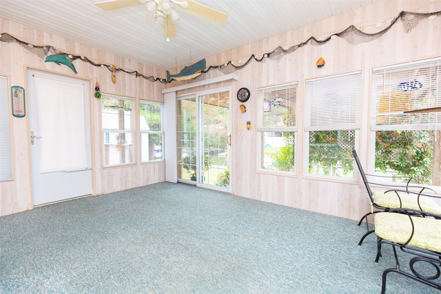 Real Estate Photography - 30347 Terrace Rd, Ocean View, DE, 19970 - Sun Room