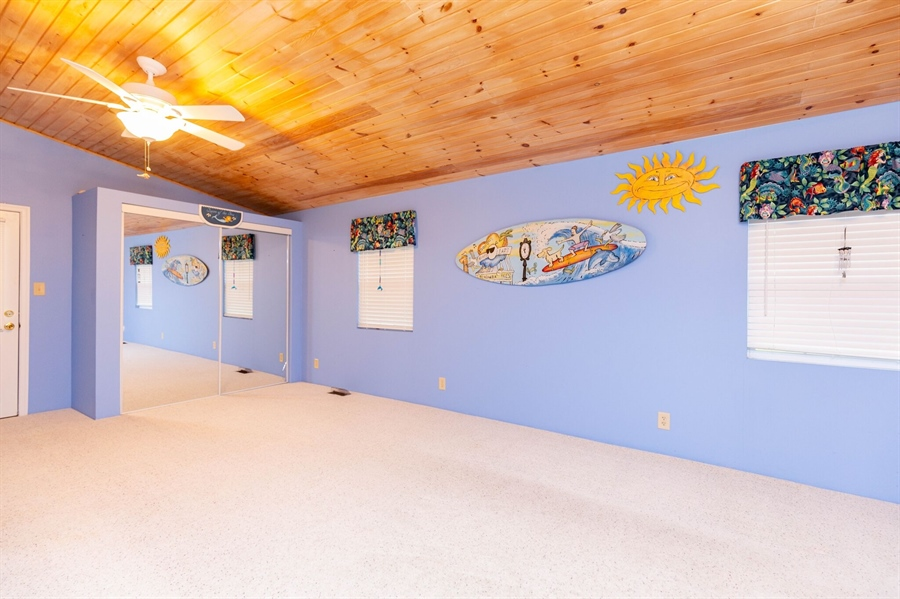 Real Estate Photography - 30347 Terrace Rd, Ocean View, DE, 19970 - Huge Master Bedroom