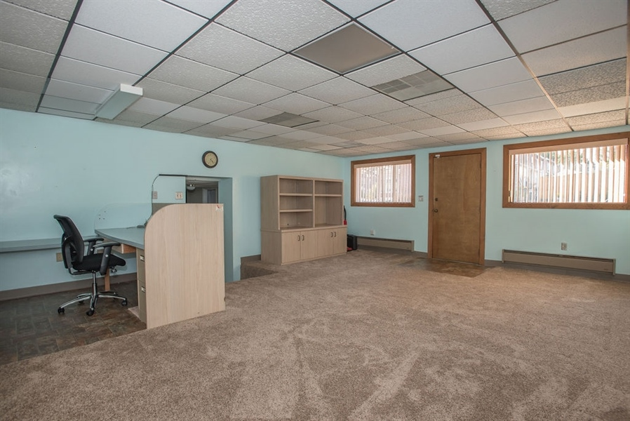 Real Estate Photography - 1817 Linden St, Wilmington, DE, 19805 - Den area in lower level