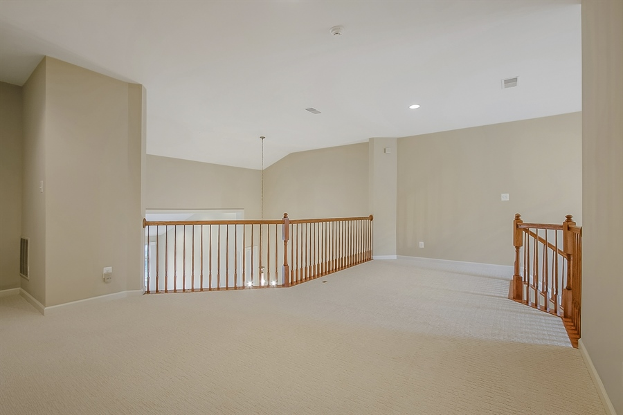 Real Estate Photography - 192 Landis Way N, Wilmington, DE, 19803 - Loft between additional bedrooms