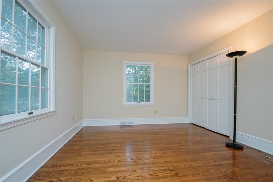 Real Estate Photography - 114 Mettenet Ct, Hockessin, DE, 19707 - Bedroom 4- Upstairs has Hardwood Floors
