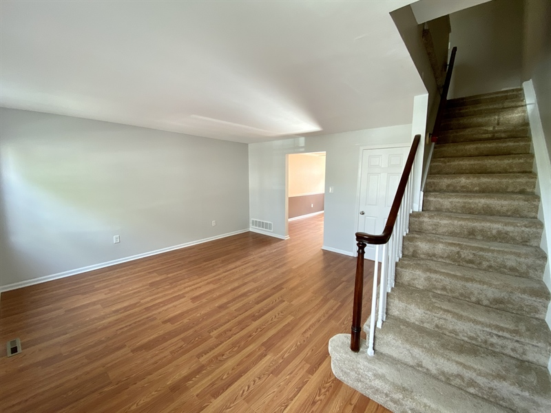 Real Estate Photography - 306 9th Ave, Wilmington, DE, 19805 - Fresh Paint and New Floors