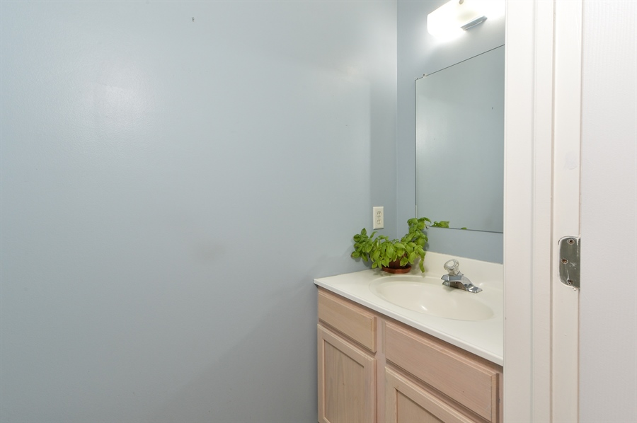 Real Estate Photography - 108 N East Plz, North East, MD, 21901 - Powder Room - Main Level
