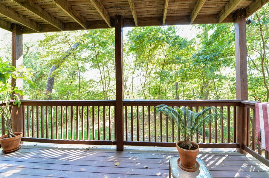 Real Estate Photography - 108 N East Plz, North East, MD, 21901 - Lower Level Deck