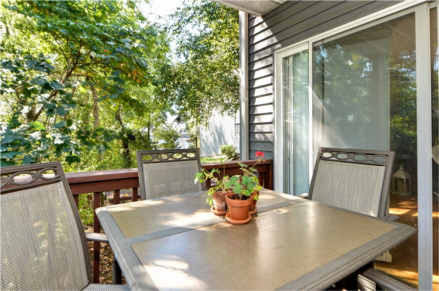 Real Estate Photography - 108 N East Plz, North East, MD, 21901 - Lovely Main Level Deck