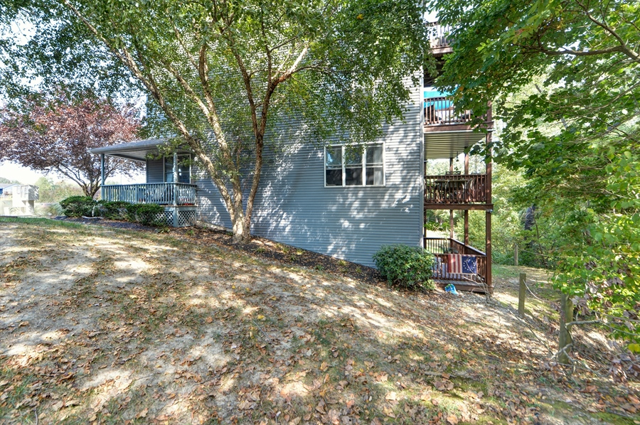 Real Estate Photography - 108 N East Plz, North East, MD, 21901 - Side View w/Triple Window
