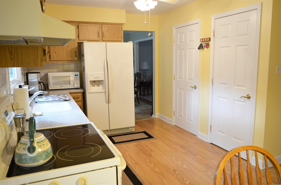 Real Estate Photography - 158 Kirkcaldy Dr, Elkton, MD, 21921 - Eat-In Kitchen