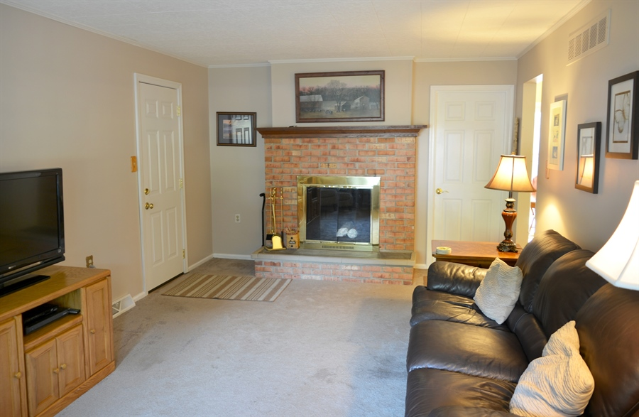 Real Estate Photography - 158 Kirkcaldy Dr, Elkton, MD, 21921 - Main Floor Laundry