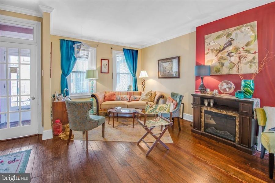 Real Estate Photography - 1325 N West St, Wilmington, DE, 19801 - Location 6