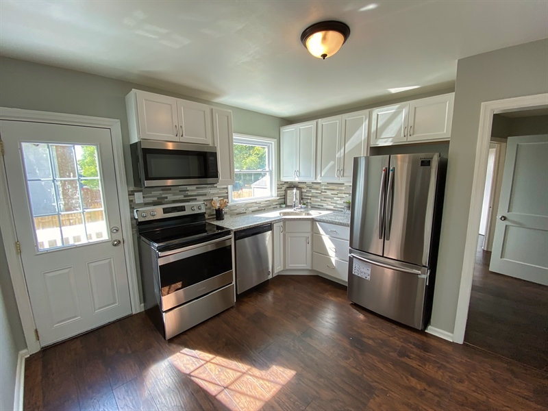 Real Estate Photography - 1400 Haines Ave, Wilmington, DE, 19809 - Brand New Appliances
