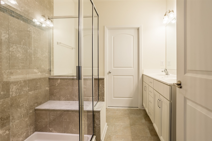 Real Estate Photography - 303 Arch St, Milton, DE, 19968 - Master Bath