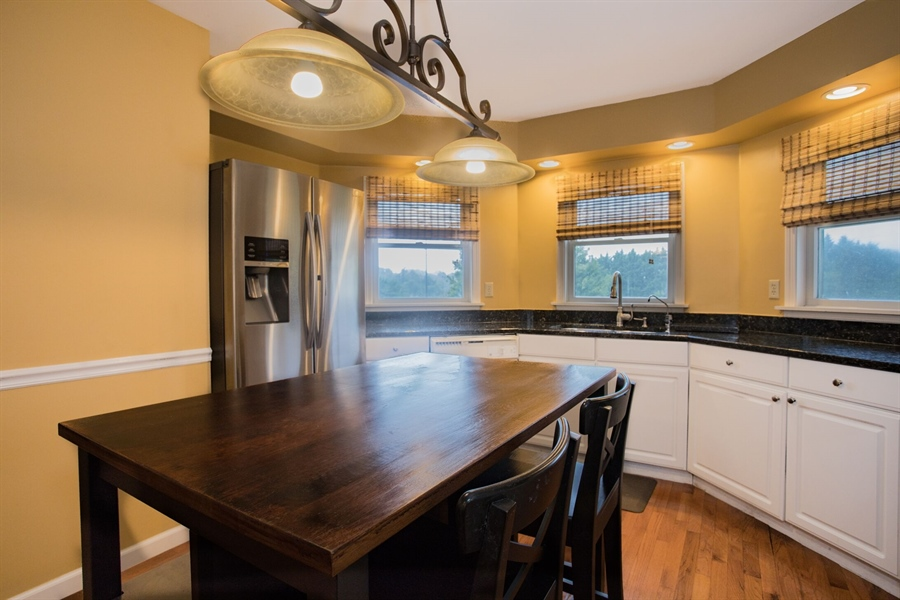 Real Estate Photography - 201 Manor Dr, Middletown, DE, 19709 - Tons of Counter Space!