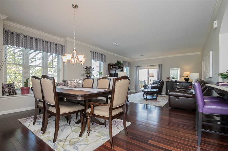Real Estate Photography - 143 Honeycroft Blvd Boulevard, Cochranville, DE, 19330 - Stunning Open Floor plan