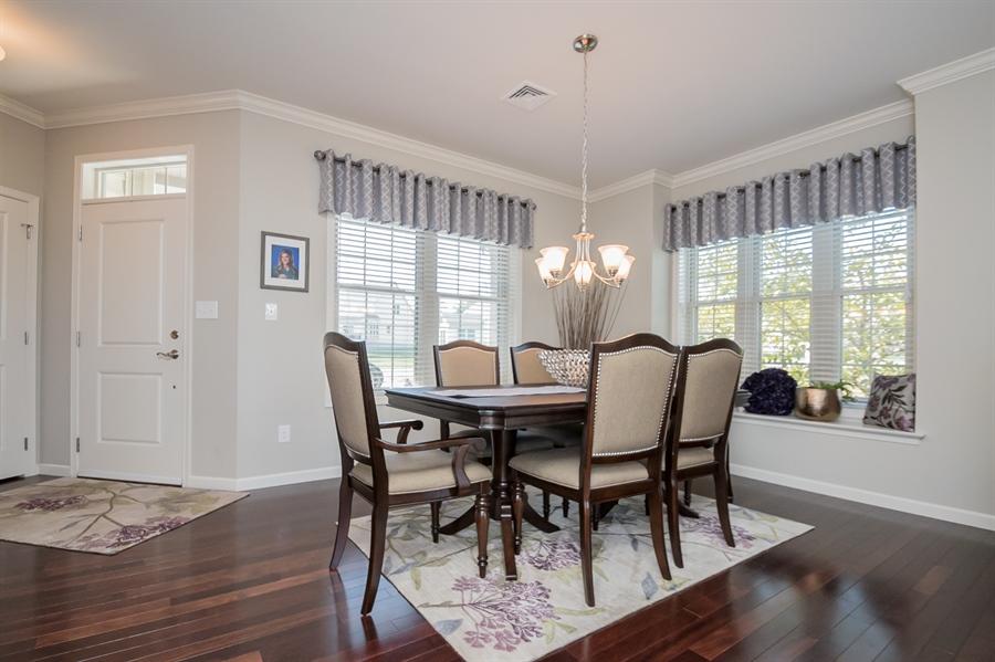 Real Estate Photography - 143 Honeycroft Blvd Boulevard, Cochranville, DE, 19330 - Dining Area with Windows Galore