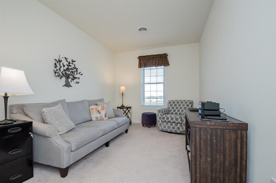 Real Estate Photography - 143 Honeycroft Blvd Boulevard, Cochranville, DE, 19330 - Guest Bedroom or Study on First Floor
