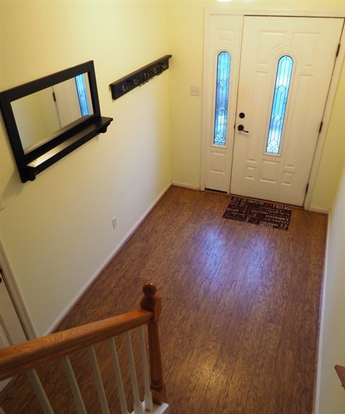 Real Estate Photography - 40 Whitetail Way, Elkton, MD, 21921 - LL Stairs to Main Level