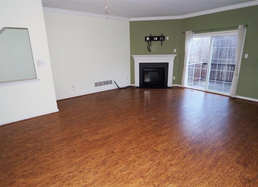 Real Estate Photography - 40 Whitetail Way, Elkton, MD, 21921 - Main Level Kitchen