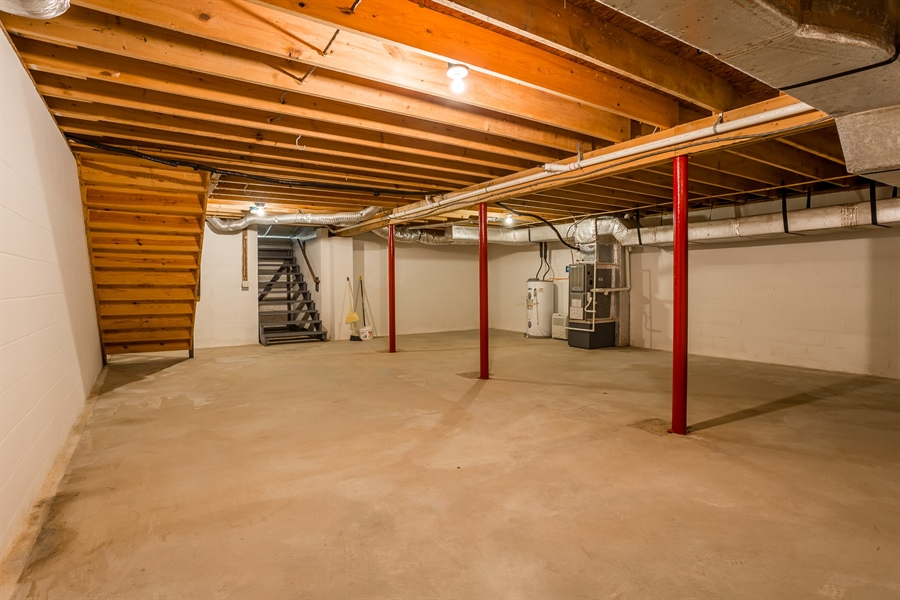 Real Estate Photography - 20 Water St, Lincoln, DE, 19960 - WALK OUT BASEMENT