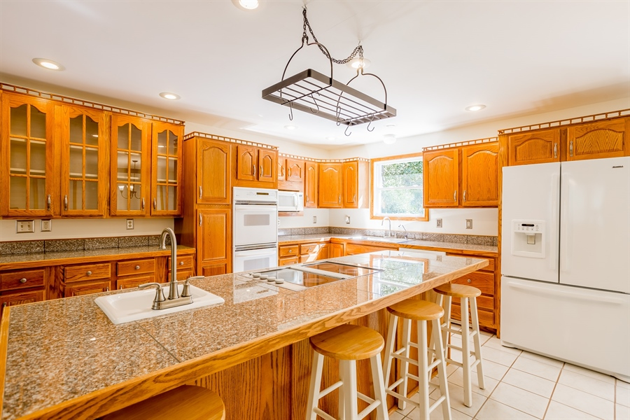 Real Estate Photography - 20 Water St, Lincoln, DE, 19960 - GOURMET KITCHEN