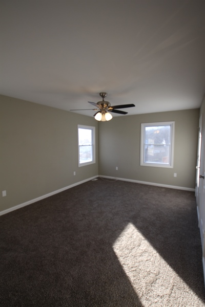 Real Estate Photography - 32 Palomino Pl, Elkton, MD, 21921 - Walkin Masted Bedroom Closets