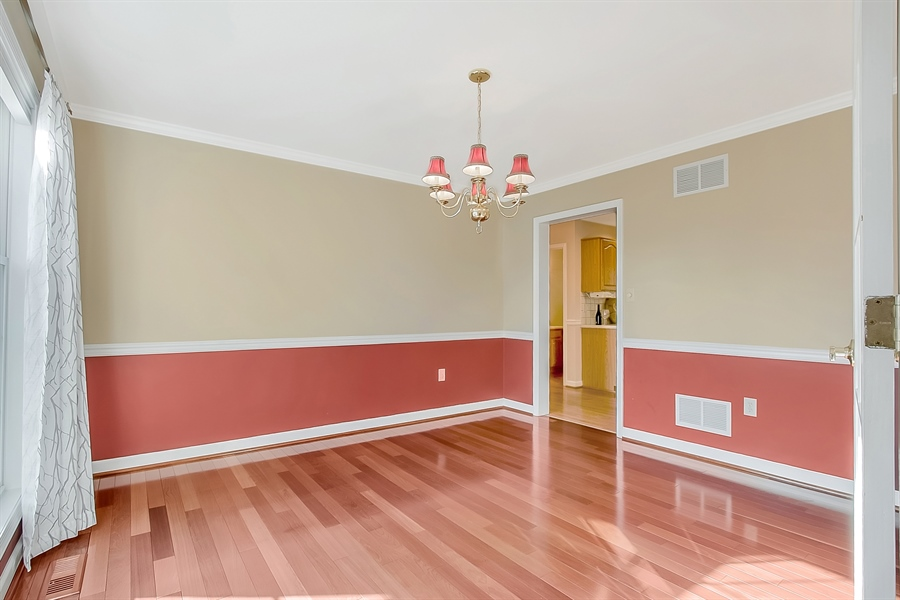 Real Estate Photography - 102 Beacon Ct, Wilmington, DE, 19808 - One More Dining Room View...Impress Your Guests!