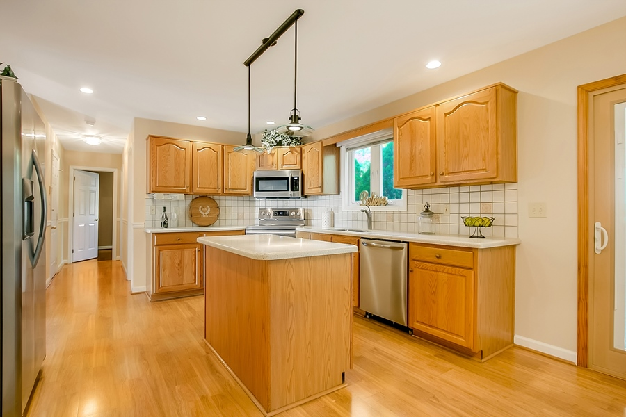 Real Estate Photography - 102 Beacon Ct, Wilmington, DE, 19808 - Another Kitchen View