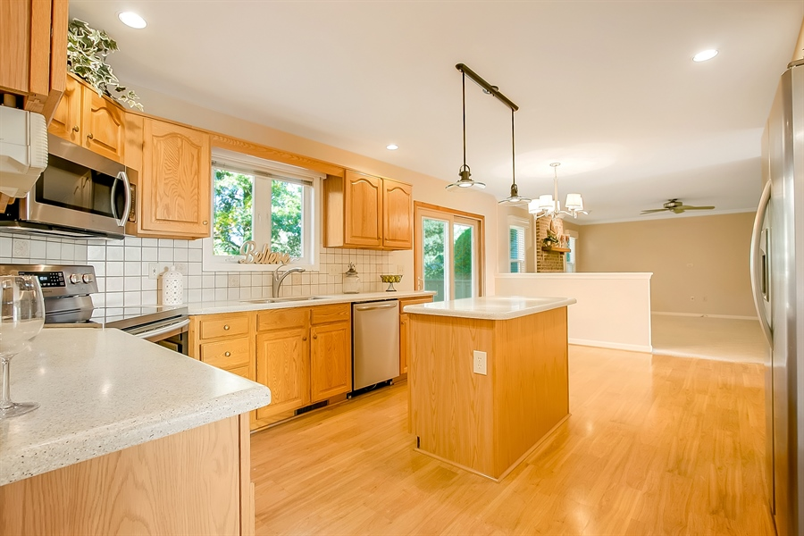 Real Estate Photography - 102 Beacon Ct, Wilmington, DE, 19808 - More Of The Kitchen!