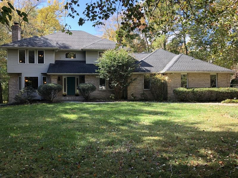 Real Estate Photography - 4919 Lancaster Pike, Wilmington, DE, 19807 - Gorgeous Brick Colonial on 1.22 acre lot!