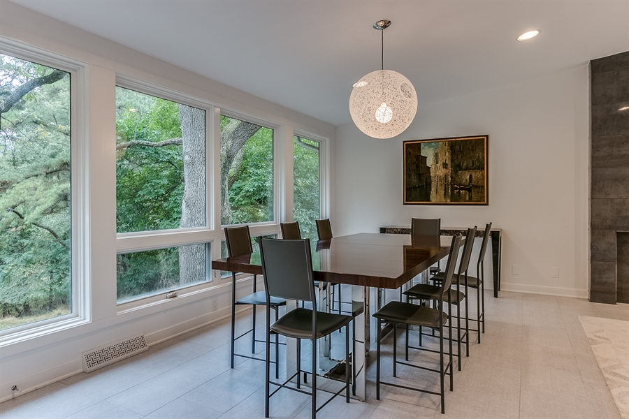 Real Estate Photography - 112 S Spring Valley Rd, Greenville, DE, 19807 - Spacious Dining Room