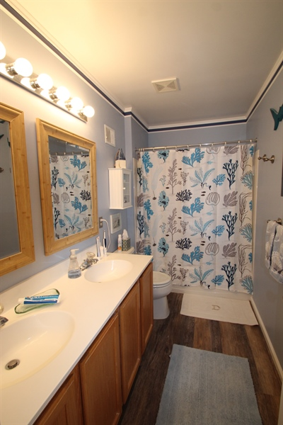 Real Estate Photography - 190 McCormick Blvd, Newark, DE, 19702 - Master Bath