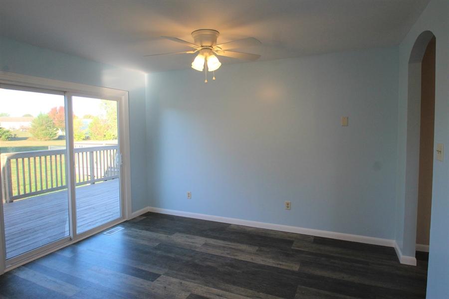 Real Estate Photography - 19 Hudler Lane, North East, DE, 21921 - Kitchen Eating Area