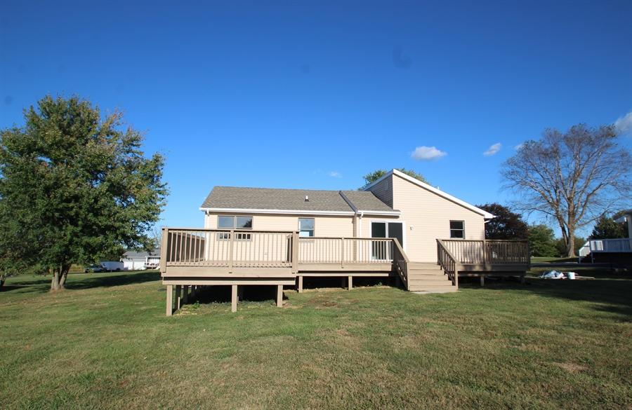 Real Estate Photography - 19 Hudler Lane, North East, DE, 21921 - Rear of home