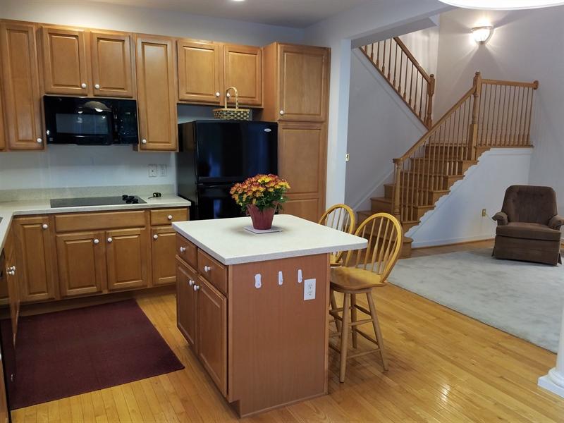 Real Estate Photography - 351 Regis Falls Ave, Wilmington, DE, 19808 - Kitchen