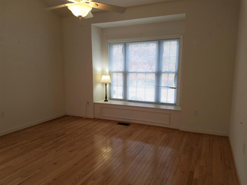 Real Estate Photography - 351 Regis Falls Ave, Wilmington, DE, 19808 - 1st floor master suite bedroom