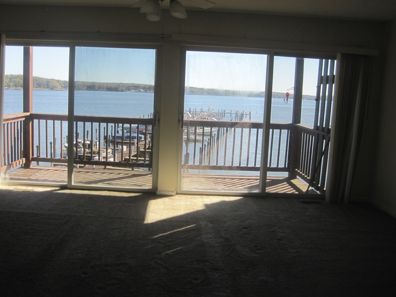 Real Estate Photography - 21 B North East Isles Drive, North East, DE, 21901 - view from kitchen