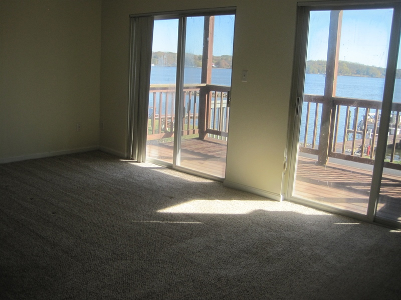 Real Estate Photography - 21 B North East Isles Drive, North East, DE, 21901 - view from living room