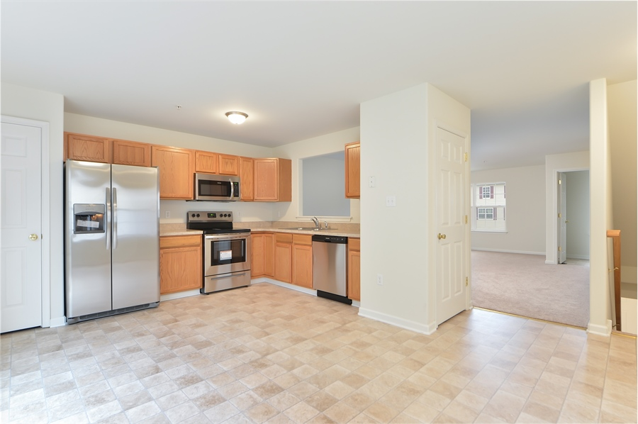 Real Estate Photography - 125 Ben Boulevard, Elkton, DE, 21921 - View from dining area toward front of home