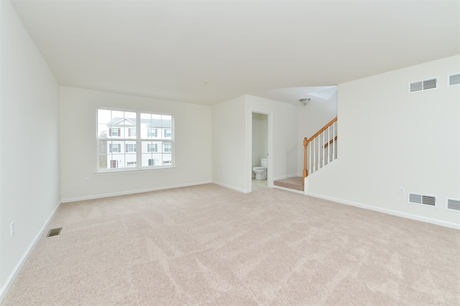 Real Estate Photography - 125 Ben Boulevard, Elkton, DE, 21921 - Great Room view from the kitchen pass - thru