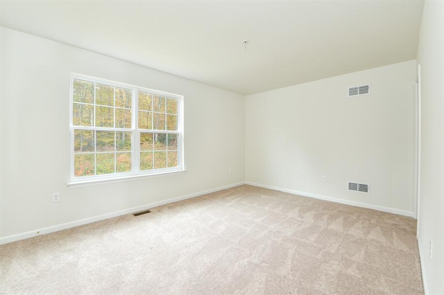 Real Estate Photography - 125 Ben Boulevard, Elkton, DE, 21921 - Master Bedroom, 15x12, backs to woods