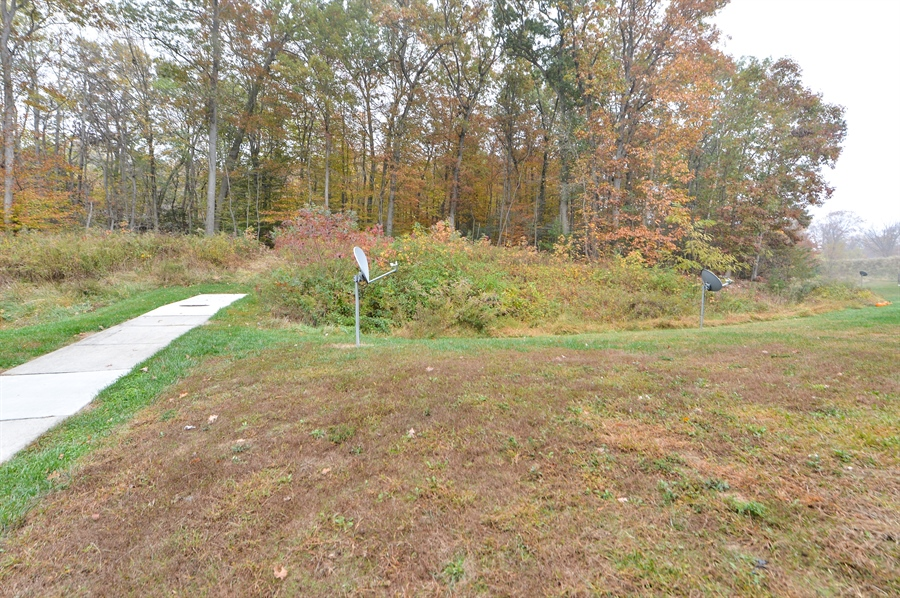 Real Estate Photography - 125 Ben Boulevard, Elkton, DE, 21921 - View of back yard, there's more room than expected