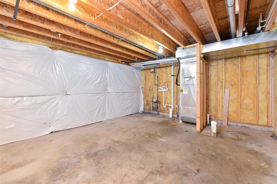 Real Estate Photography - 125 Ben Boulevard, Elkton, DE, 21921 - Washer-dryer hookups, plumbed for future full bath