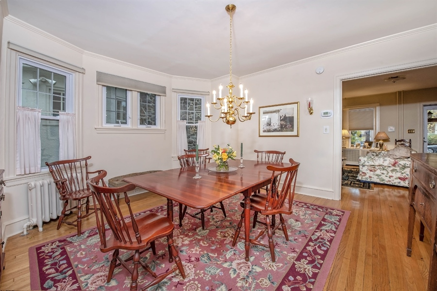 Real Estate Photography - 1316 Woodlawn Ave, Wilmington, DE, 19806 - Dining Room
