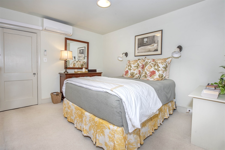 Real Estate Photography - 1316 Woodlawn Ave, Wilmington, DE, 19806 - Master Bedroom with walk-in closet