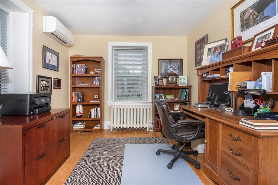 Real Estate Photography - 1316 Woodlawn Ave, Wilmington, DE, 19806 - Bedroom 3/office