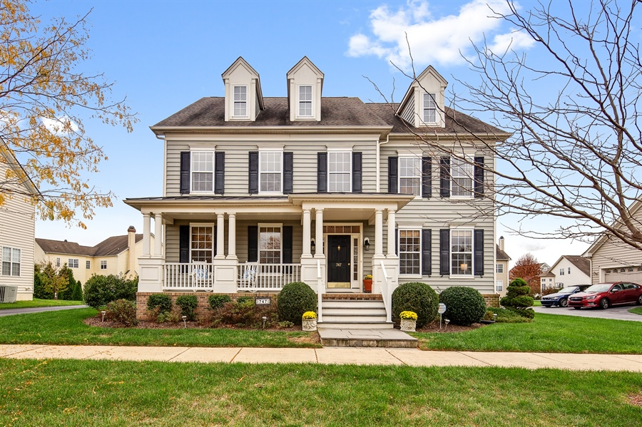 Real Estate Photography - 747 Idlewyld Dr, Middletown, DE, 19709 - 747 Idlewyld Drive