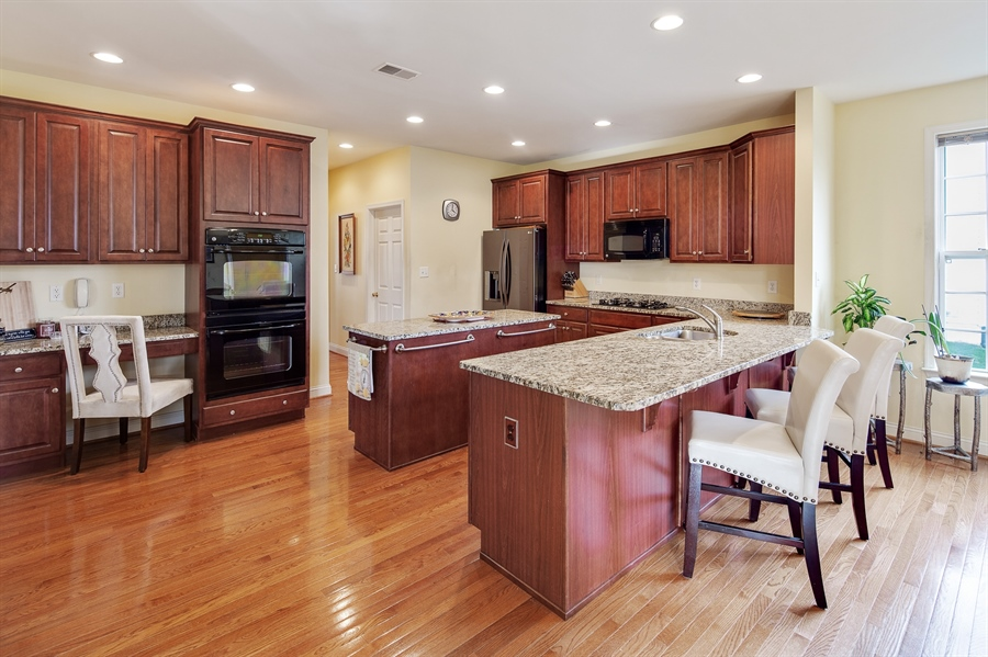 Real Estate Photography - 747 Idlewyld Dr, Middletown, DE, 19709 - Kitchen