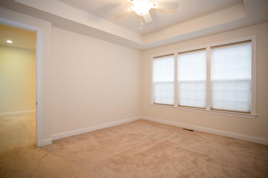 Real Estate Photography - 148 Landis Way N, Wilmington, DE, 19803 - 1st level master suite!